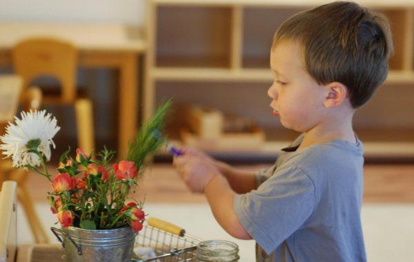 Τα οφέλη της μεθόδου Μοντεσσόρι για το παιδί